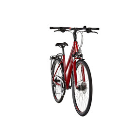 Cube Touring EXC Trapez Darkred'n'Red